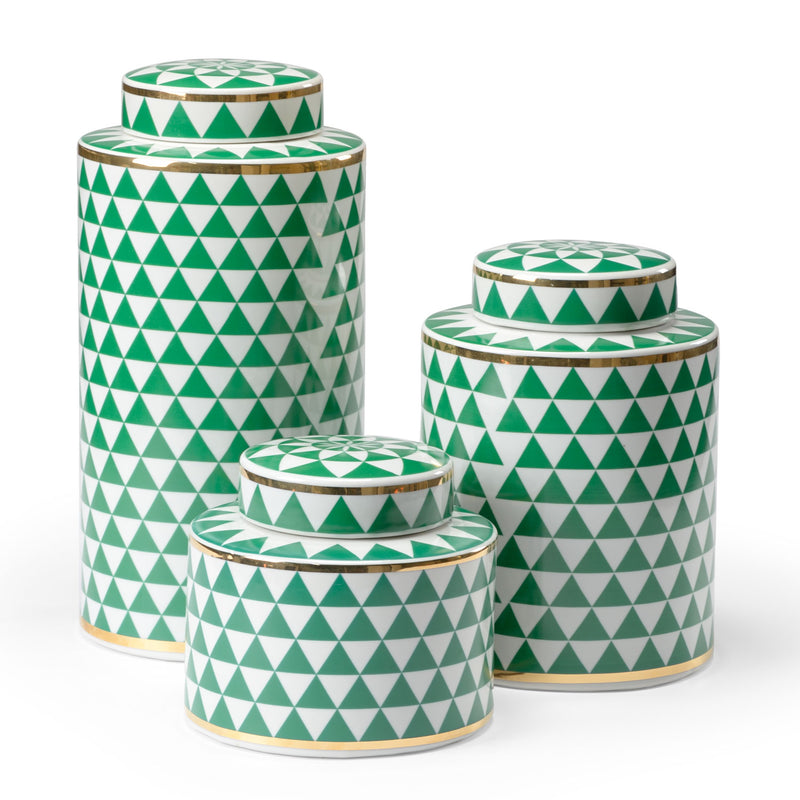 Wildwood Triad Canister Set of 3