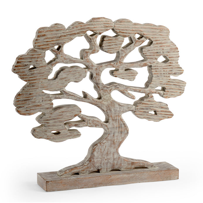 Wildwood Tree Silhouette Sculpture