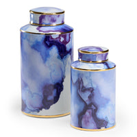 Wildwood Azul Pool Canister Set of 2