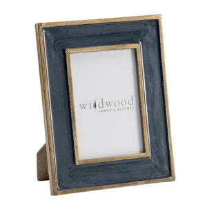 Wildwood Teal Picture Frame