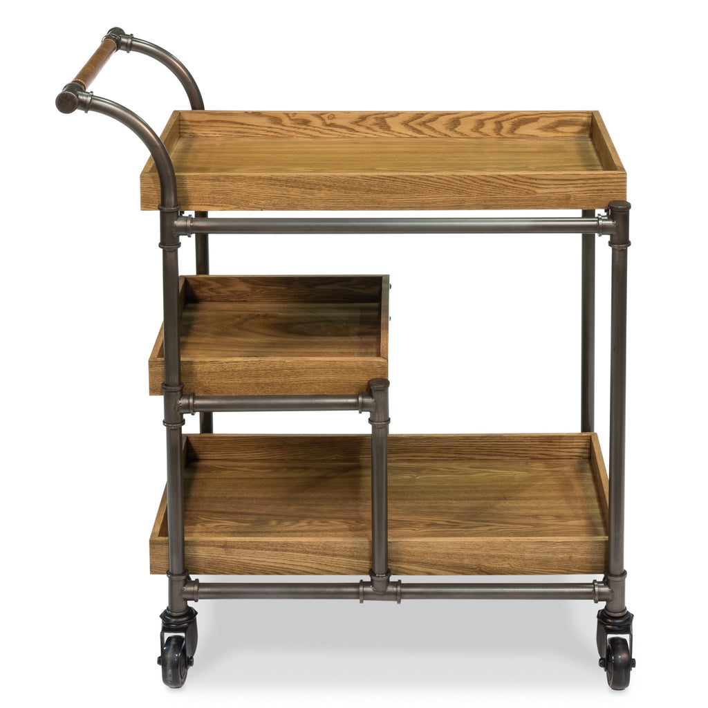 Plenum Bar Cart