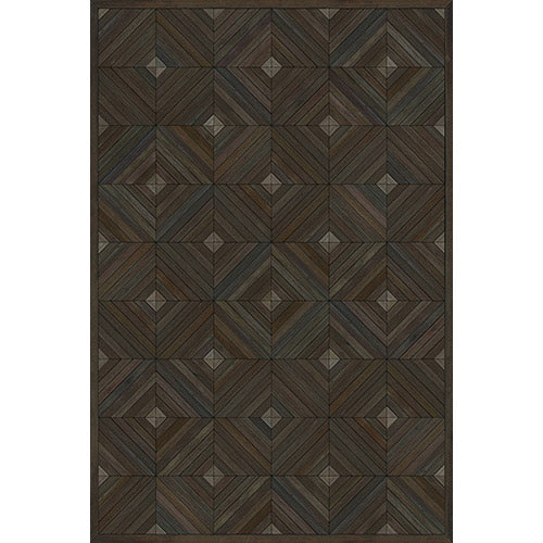 Gretchen Vinyl Floorcloth