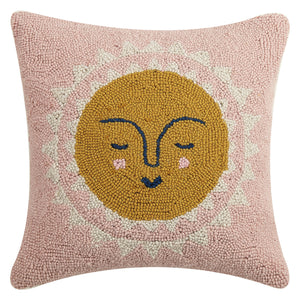 Elizabeth Olwen Sun Hook Throw Pillow