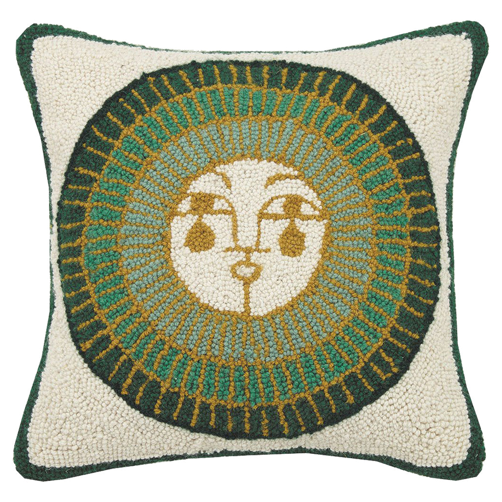 Justina Blakeney Ayo Hook Throw Pillow
