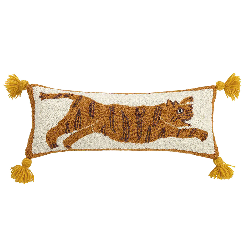 Justina Blakeney Tigress Hook Throw Pillow