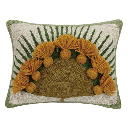 Justina Blakeney Nilo Hook Throw Pillow