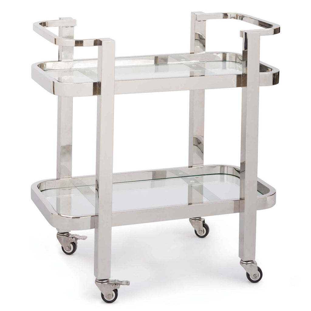Regina Andrew Carter Small Bar Cart