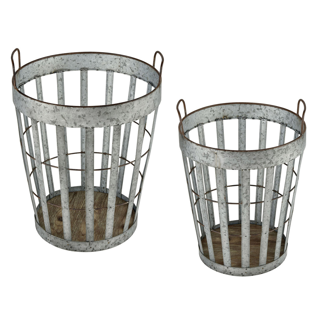 Robin Basket Set of 2