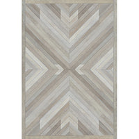 Cleo Vinyl Floorcloth