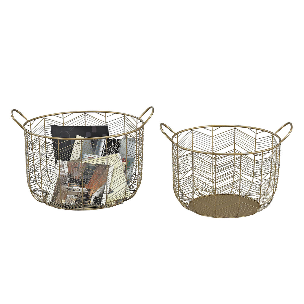 Dimmis Basket Set of 2