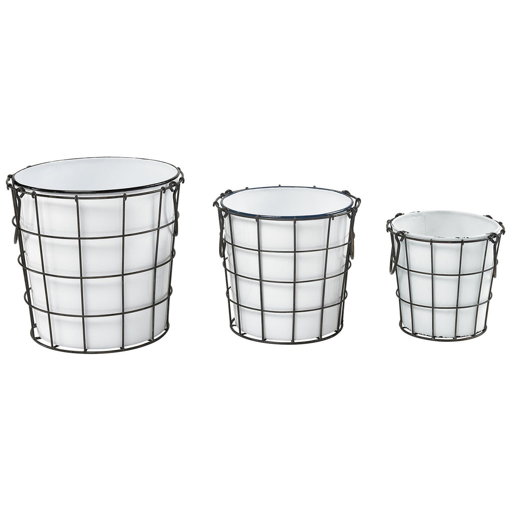 Tregenna Bin Set of 3