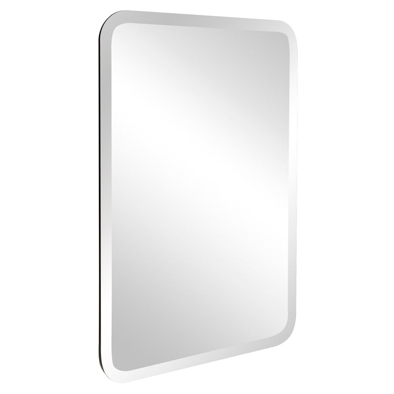 Cresent Oblong Wall Mirror