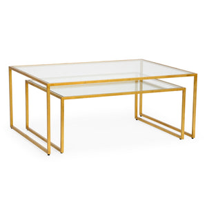 Chelsea House Nested Cocktail Table Set of 2