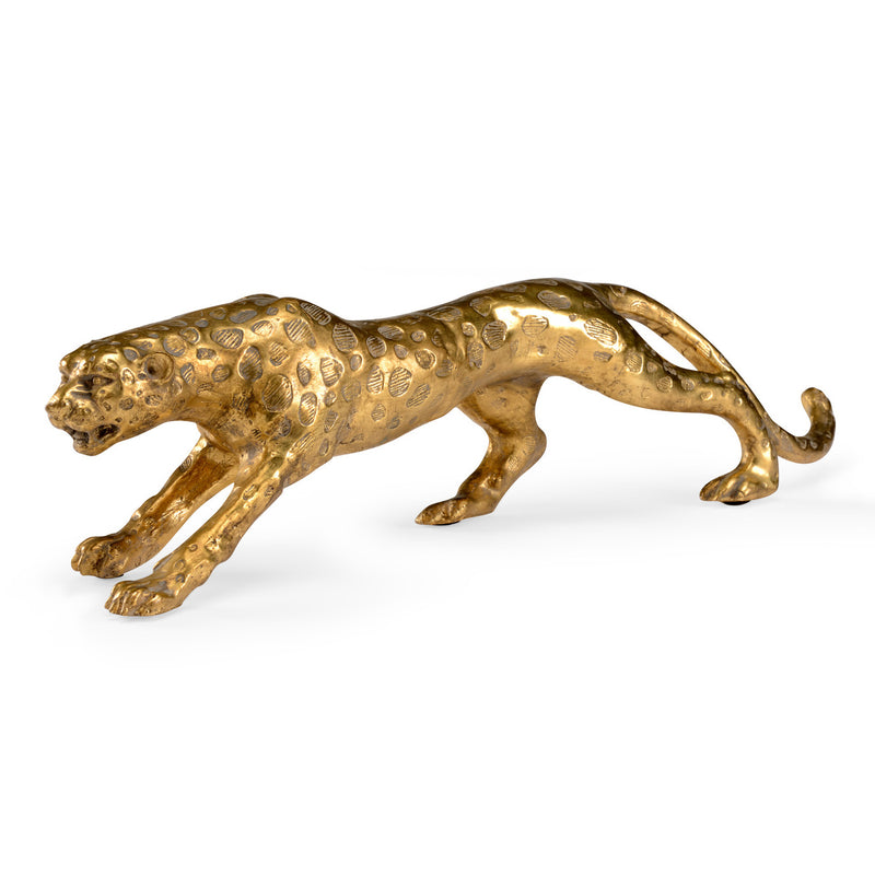 Chelsea House Leopard Decorative Object