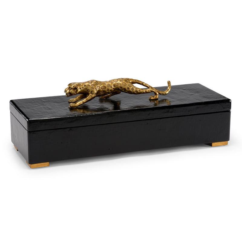 Chelsea House Cheetah Box