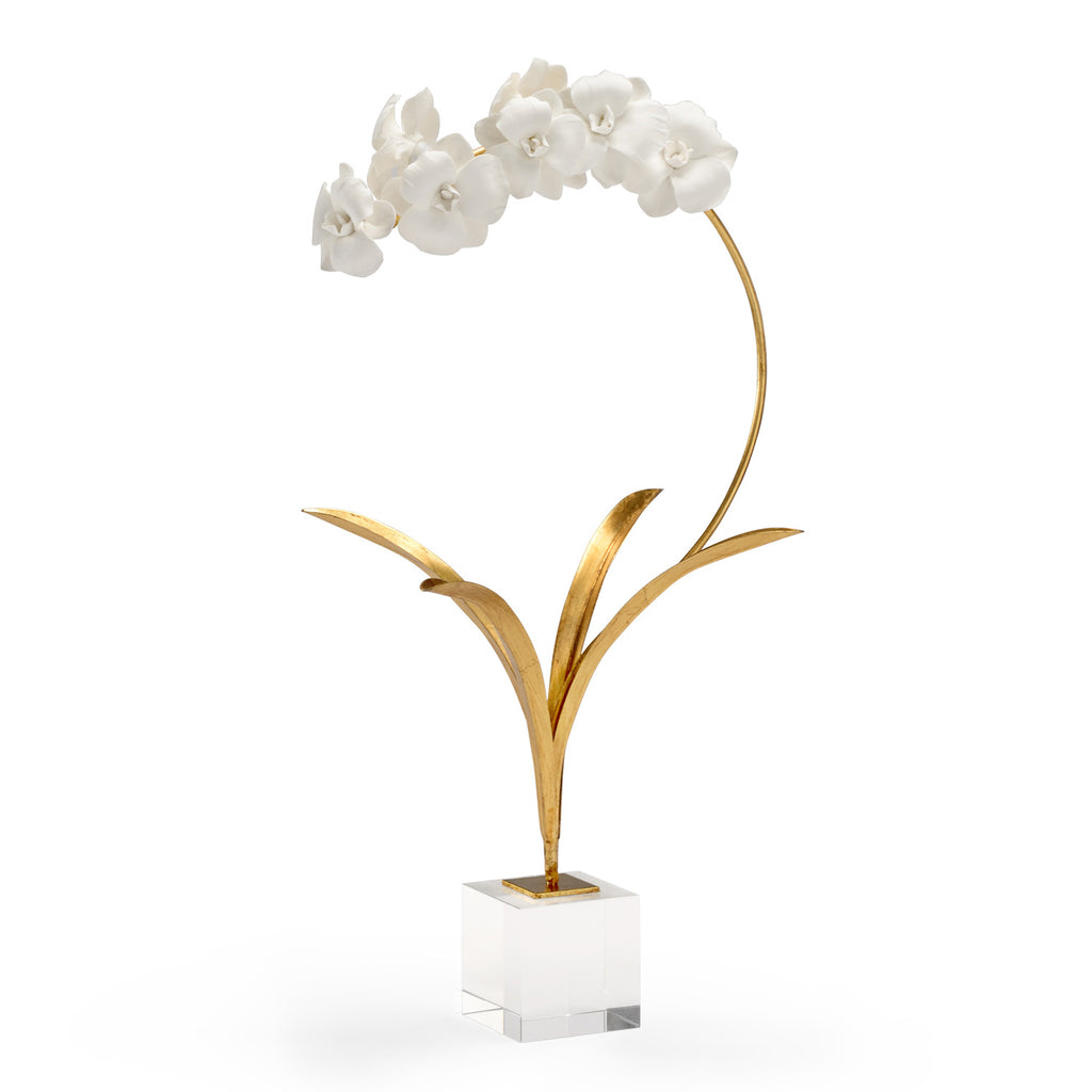Chelsea House Orchid Decorative Object