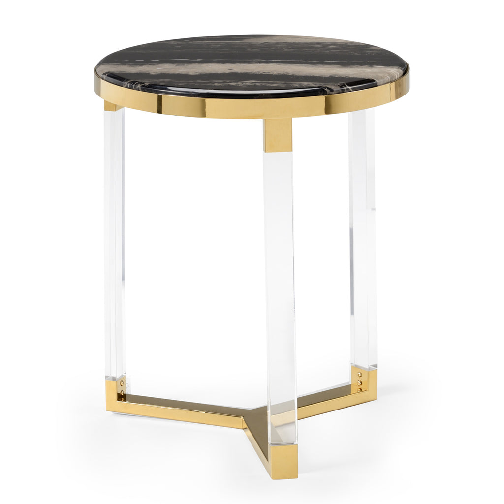 Chelsea House Lovelock Side Table