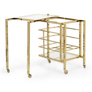 Chelsea House Rankin Bar Cart