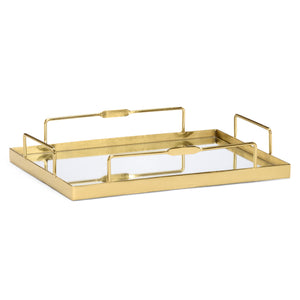 Chelsea House Mirrored Tray