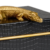 Chelsea House Alligator Box