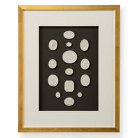Chelsea House The Grand Tour Intaglios II Framed Wall Art