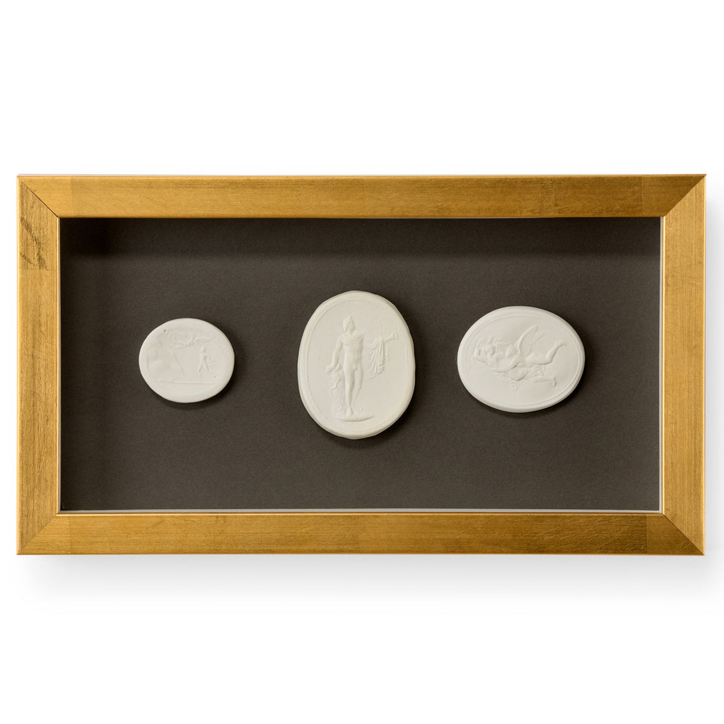 Chelsea House Intaglio II Small Shadowbox
