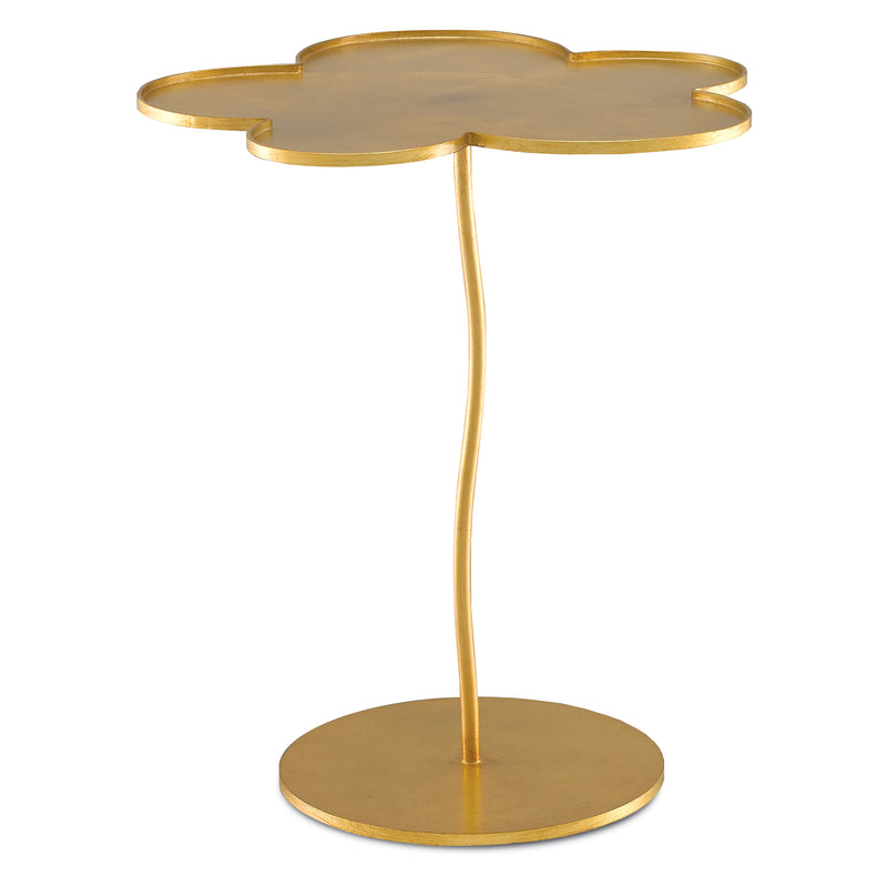 Currey & Co Fleur Accent Table