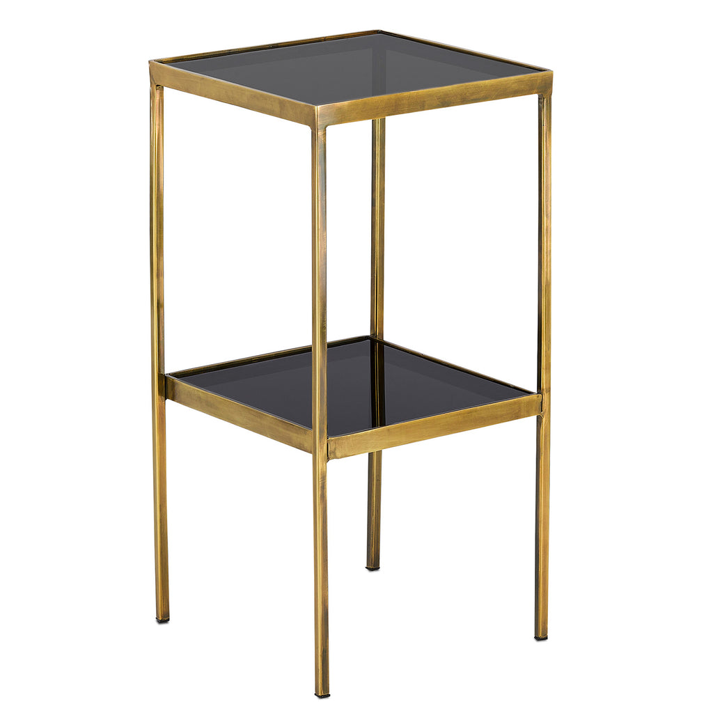 Currey & Co Silas Accent Table