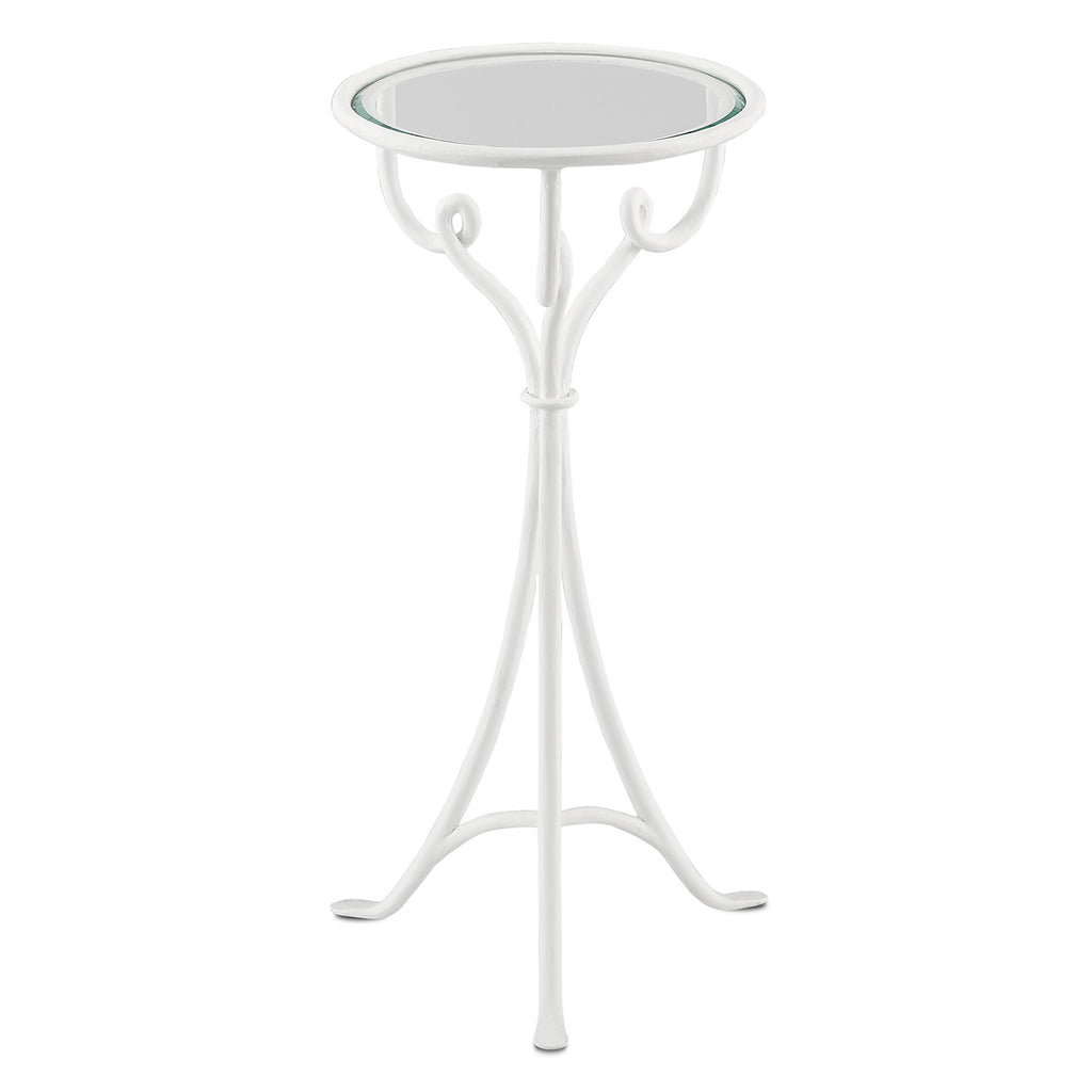 Currey & Co Cyrilly Drink Table