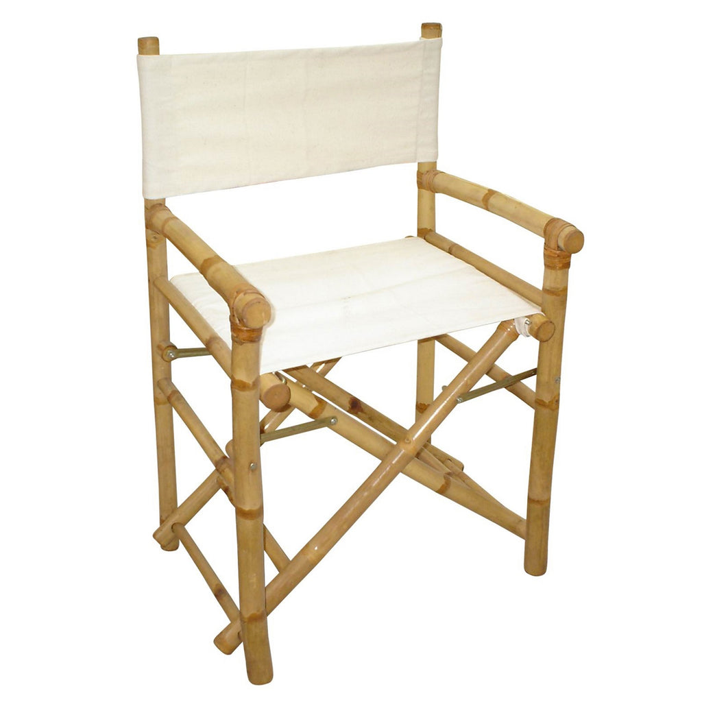 Layton Bamboo Director Chair