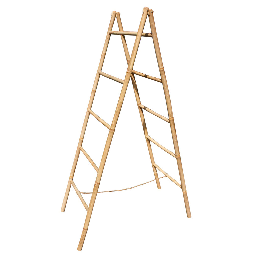 Iowa Bamboo Blanket Ladder