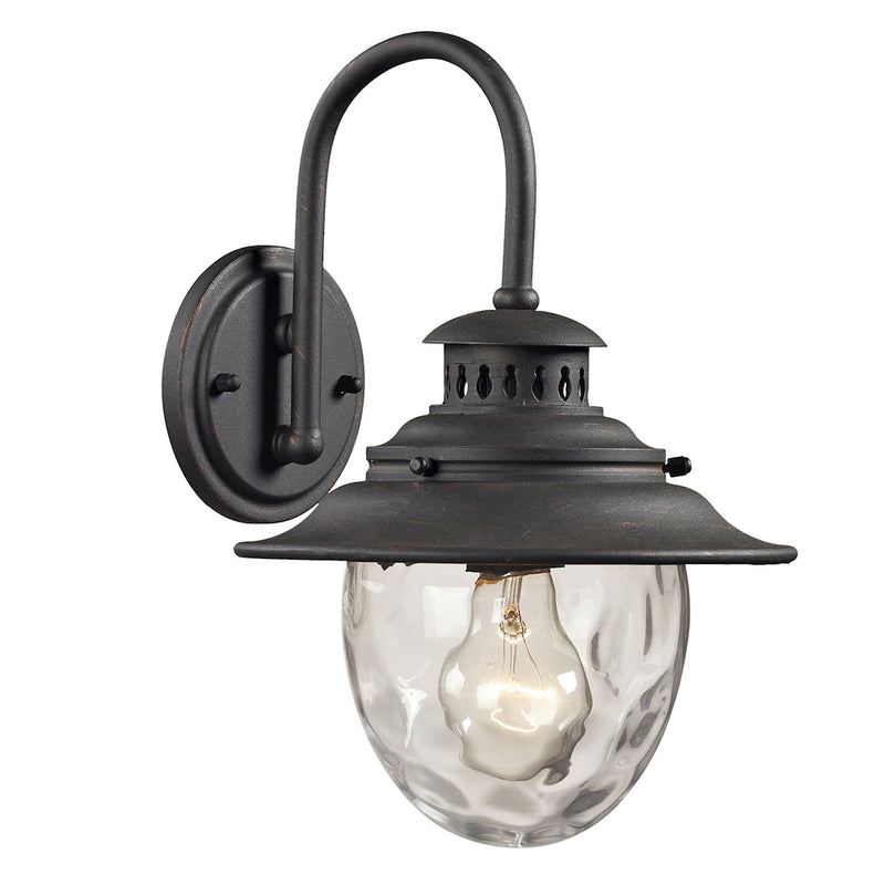 Herr Outdoor Wall Sconce