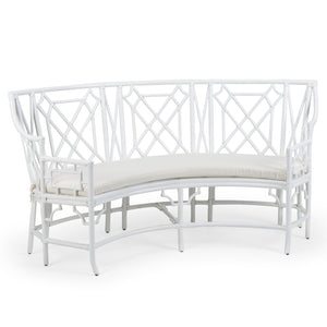 Wildwood Wild Palm Settee