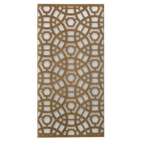 Jamie Young Geo Wall Sconce - Final Sale