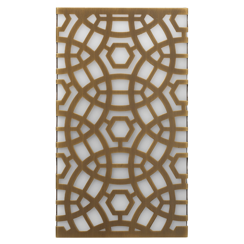Jamie Young Geo Wall Sconce
