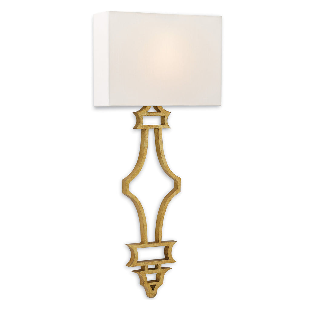 Currey & Co Eternity Wall Sconce