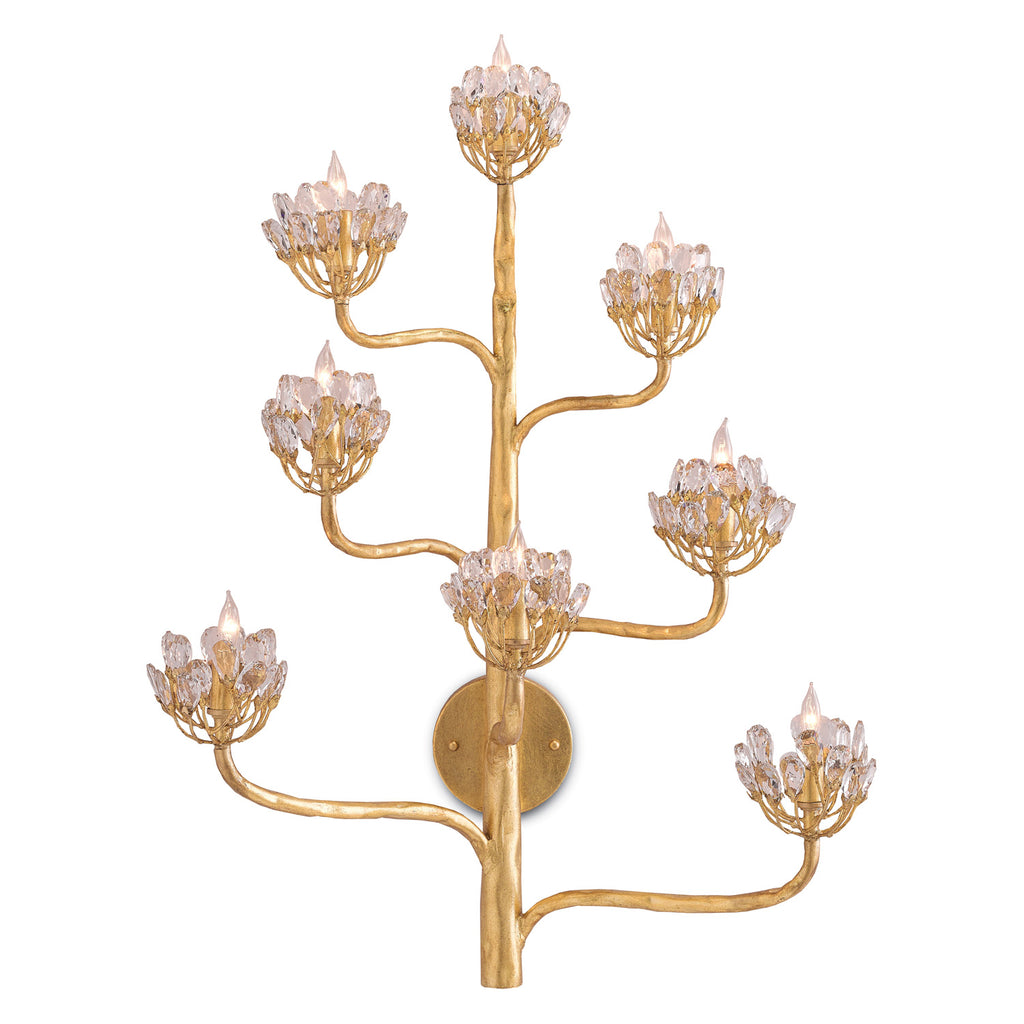 Currey & Co Agave Americana Wall Sconce