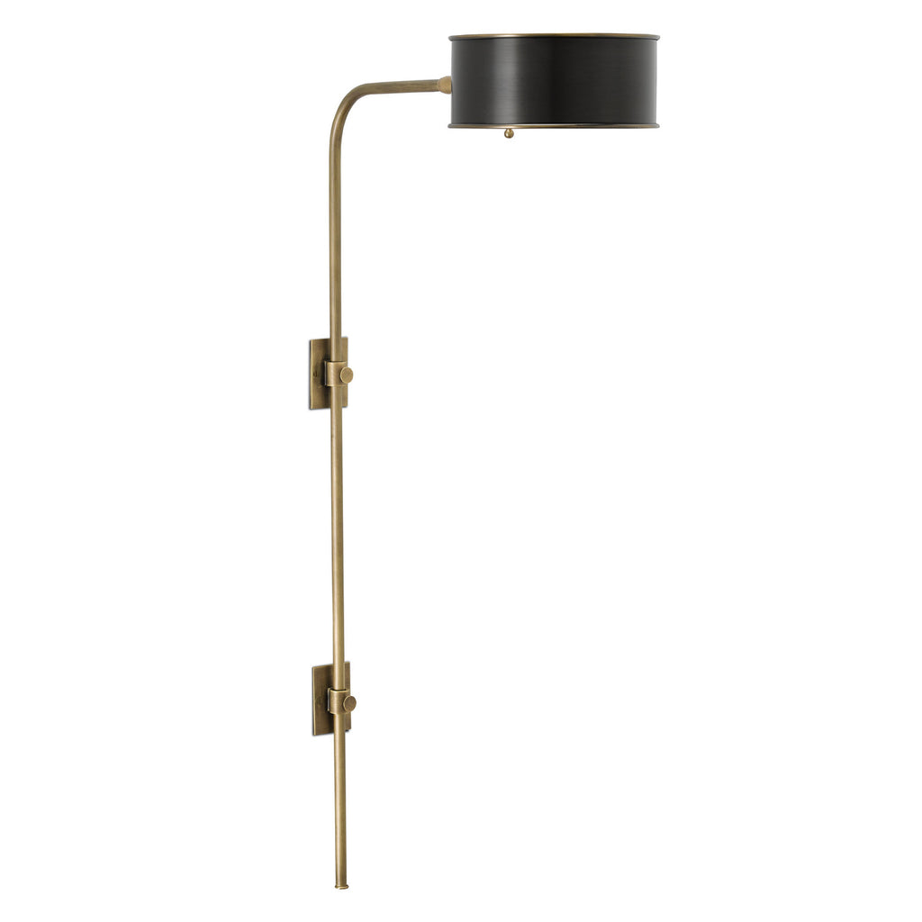 Currey & Co Overture Wall Lamp