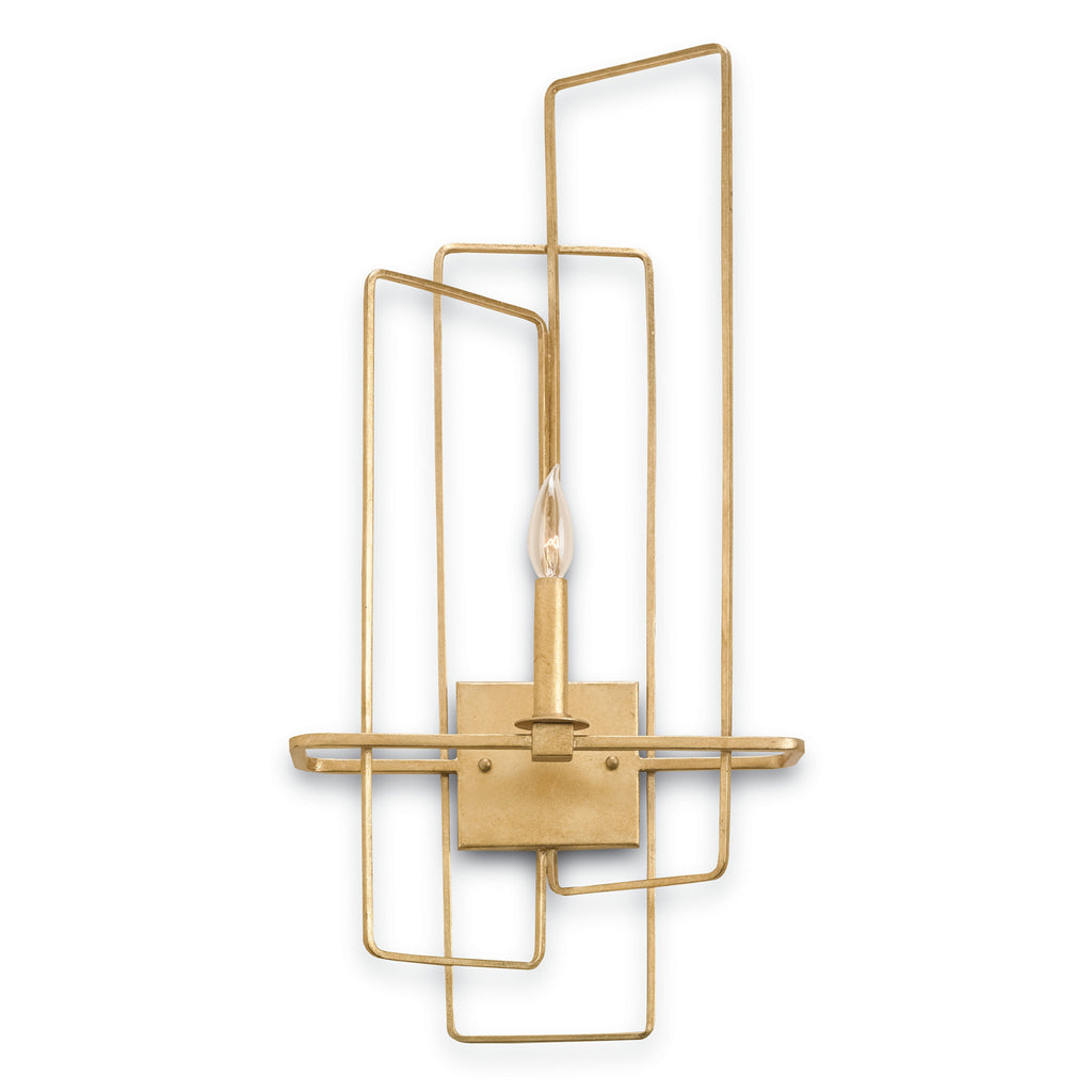 Currey & Co Metro Right Wall Sconce