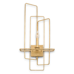 Currey & Co Metro Left Wall Sconce