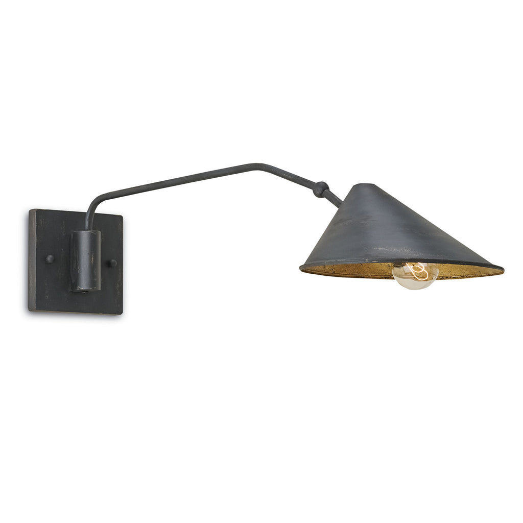 Currey & Co Serpa Wall Sconce