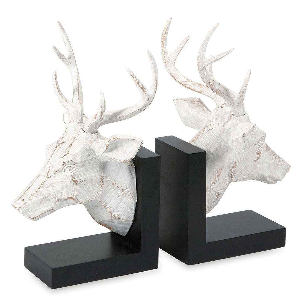 Bo Deer Bookend Set of 2