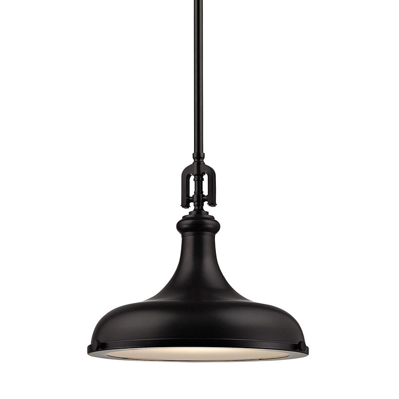 Denney Oil Rubbed Bronze Pendant