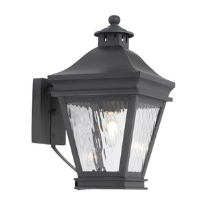 Trahan Outdoor Wall Lantern