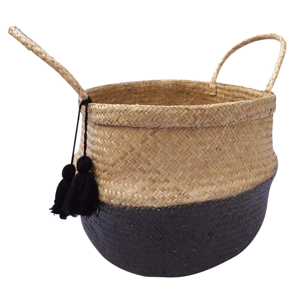 Taino Woven Basket Set of 2