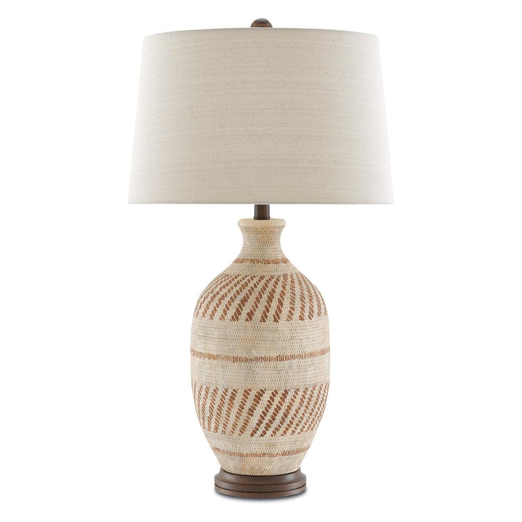 Currey & Co Faiyum Table Lamp