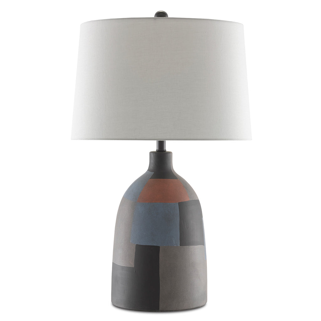 Currey & Co Russett Table Lamp