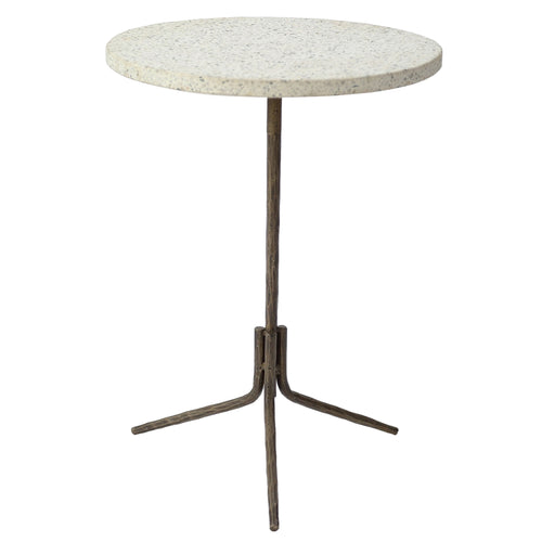 Radcliff Terrazzo Accent Table