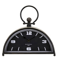 Echo Metal Clock
