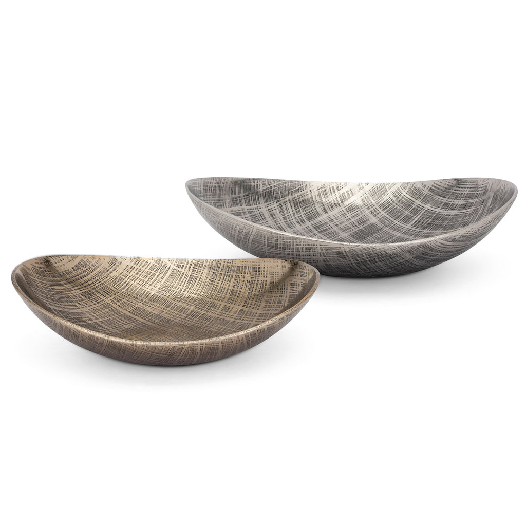 Reeve Decorative Tray Set of 2